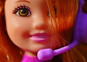 Barbie internet of toys