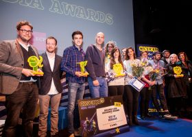 Winnaars Cinekid Media Awards 2017_Foto-Corinne de Korver
